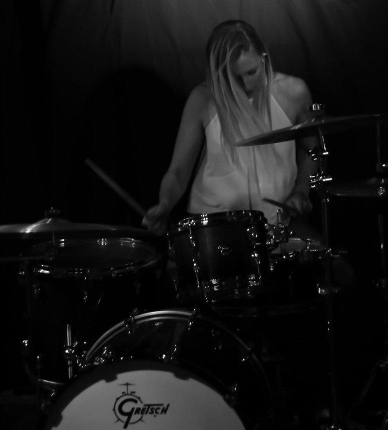 Helen drums 2